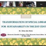 Vebinar za specijalne biblioteke